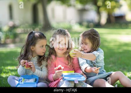 children lunch break at a kindergarten in new amsterdam guyana stock photo royalty free image. Black Bedroom Furniture Sets. Home Design Ideas