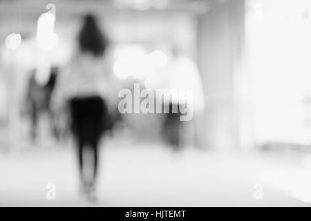 shadows and silhouettes , for blurred background - Stock Photo