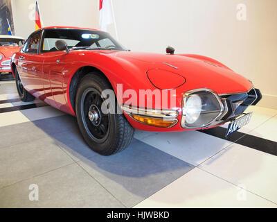 1968 Toyota 2000GT photo5 - Stock Photo