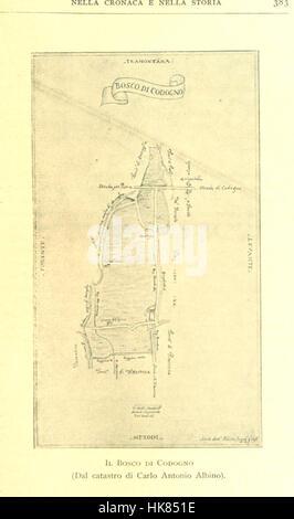 Image taken from page 389 of 'Codogno e il suo territorio nella cronaca e nella storia' Image taken from page 389 - Stock Photo