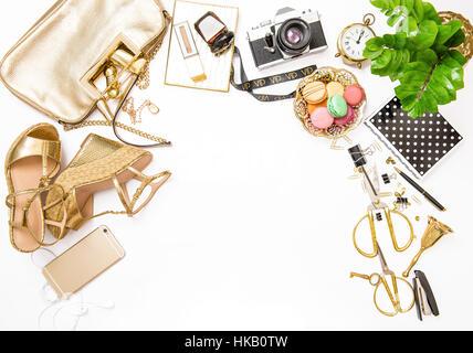 Feminine Accessories, Bag, Shoes, Part 45