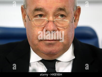 Moscow, Russia. 27th Jan, 2017. Russia's presidential special representative for international cultural cooperation - Stock Photo