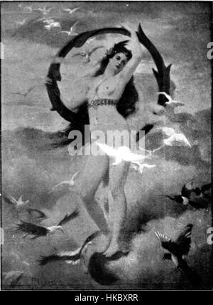 Fernand Le Quesne   Le point d'interrogation - Stock Photo