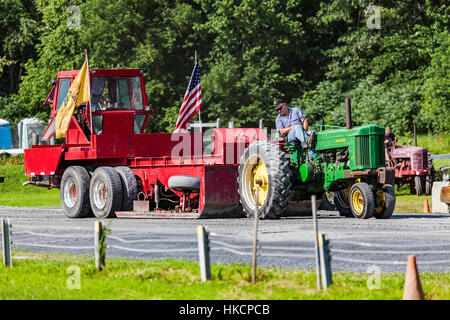 Addison county field days tractor pulls