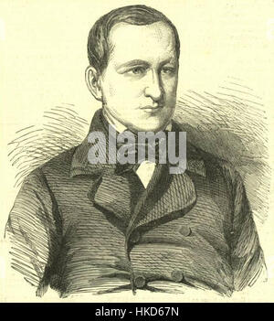 Manteuffel, Otto Theodor von (1805 1882)5 - Stock Photo