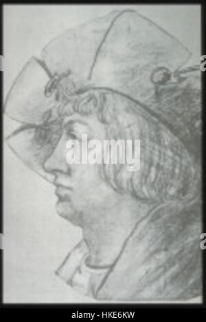 Ludwig senfl - Stock Photo
