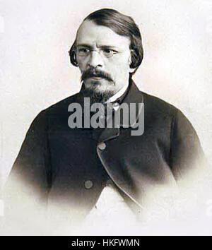 Mikhail Dostoyevsky - Stock Photo