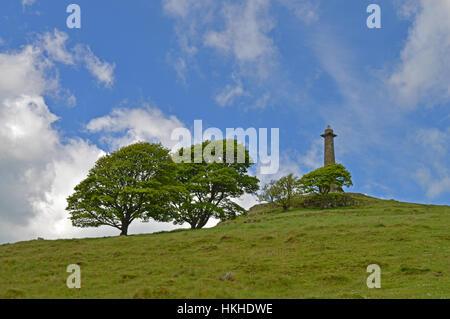 Rodney's Pillar, Breidden Hills, On The Shropshirepowys