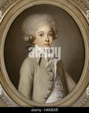 Louis Antoine, Duke of Enghien - Stock Photo