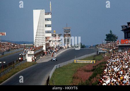 Matra F1 Nurburgring German GP Germany