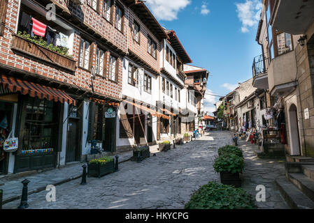 Old town of Veliko Tarnovo - Stock Photo