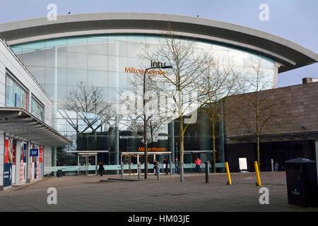 Intu Milton Keynes shopping Centre at the Point in Milton Keynes, England