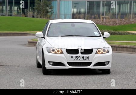 2010 BMW 320d Efficient Dynamics high MPG diesel premium saloon car ...