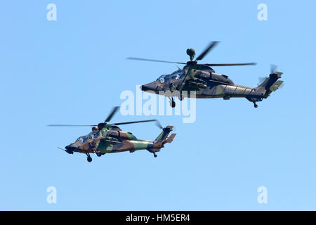 a eurocopter tiger attack helicopter of the german army taken on the stock photo royalty free. Black Bedroom Furniture Sets. Home Design Ideas