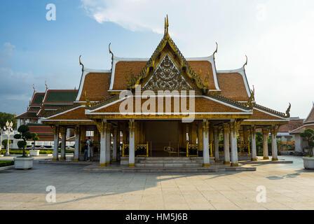 Royal Pavilion Mahajetsadabadin,Bangkok,Thailand - Stock Photo