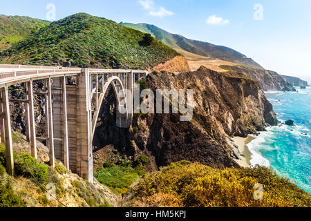 bixby creek bridge accident