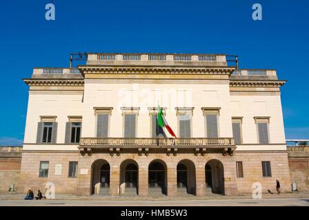 Arena Civica, Parco Sempio, Milan, Lombardy, Italy - Stock Photo