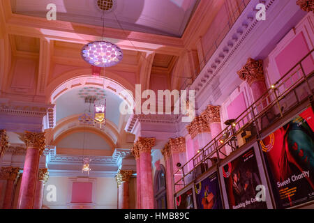 Royal Exchange Theatre Manchester - Stock Photo
