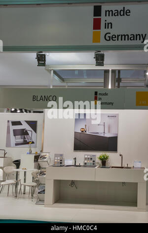 ... Blanco Furniture German Company Booth During Kiev International  Furniture Forum At Kyiv Expo Plaza Exhibition Center