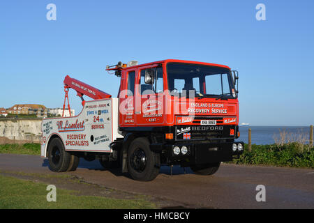 1978 Bedford TM Recovery Truck - Stock Photo