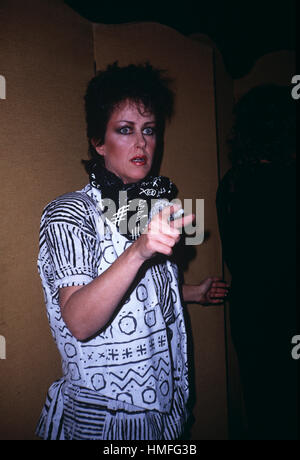 American singer and songwriter Grace Slick - Stock Photo