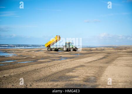 The Beach Of Hoek Van Holland Stock Photo Royalty Free