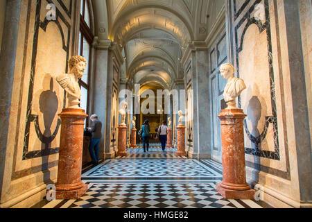 Vienna, Kunsthistoriches museum - Stock Photo
