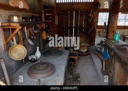 South korea seoul korea house traditional five drum for Traditional korean kitchen