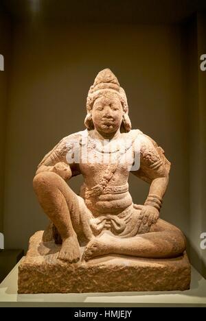 Asian Art Wing. The Metropolitan Museum of Art, Manhattan, New York City, USA - Stock Photo