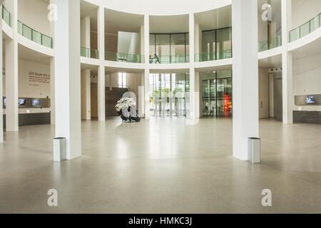 Pinakothek der Modern, München (Munich), Bavaria (Bayern), Germany - Stock Photo