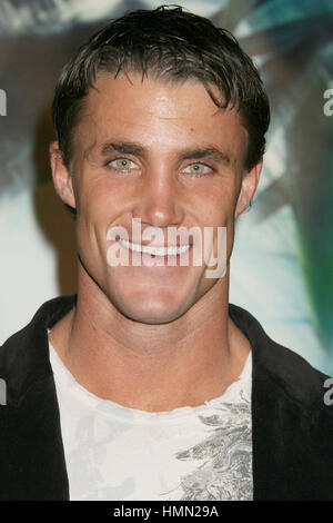 Hollywood, CA, USA. 5th Mar, 2008. 17 January 2015 - Burbank, California - Fitness expert and reality TV star Greg - Stock Photo