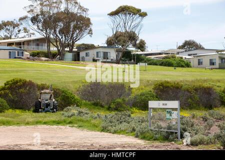 Emu Bay on Kangaroo island,South Australia - Stock Photo