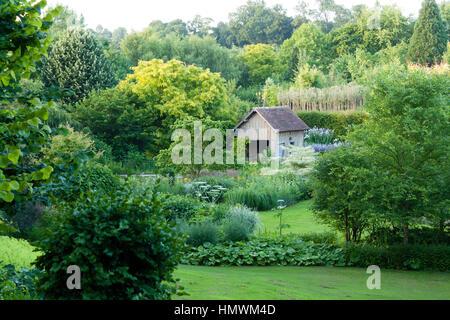 Jardins du pays d 39 auge mention obligatoire dans la - Ou planter la rhubarbe dans le jardin ...