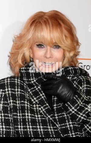 Beverly Hills, California, USA. 6th Feb, 2017. Ann-Margret at arrivals for AARP The Magazine's 16th Annual Movies - Stock Photo