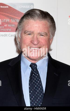 Beverly Hills, California, USA. 6th Feb, 2017. Treat Williams at arrivals for AARP The Magazine's 16th Annual Movies - Stock Photo