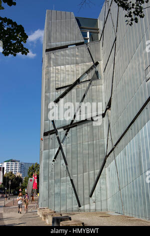 The Jewish museum in Berlin - Stock Photo