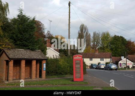 Grundisburgh, Suffolk, UK. - Stock Photo