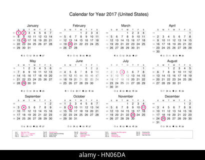 Calendar of year 2017 with public holidays and bank holidays for calendar of year 2017 with public holidays and bank holidays for us united states publicscrutiny Image collections