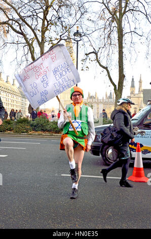 London, UK. 5th December 2016. Cornelius 'Neil' Horan ( the Dancing Priest / the Grand Prix Priest - defrocked former - Stock Photo