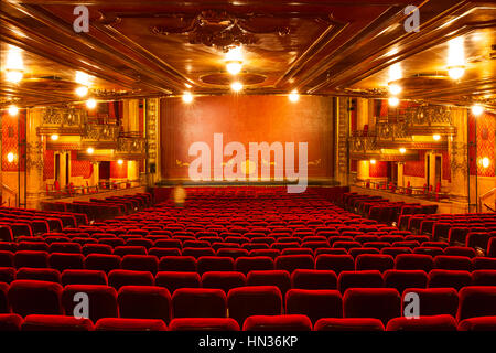 Elgin And Winter Garden Theatre Toronto Canada Stock Photo Royalty Free Image 84626439 Alamy