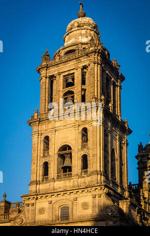 The Metropolitan Cathedral of the Assumption of the Most Blessed Virgin Mary into Heaven is the largest cathedral - Stock Photo