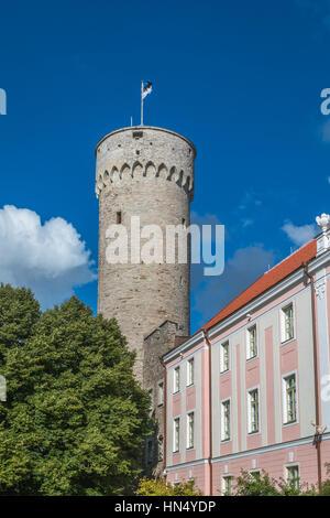 Peak Tower in Tallinn Estonia - Stock Photo