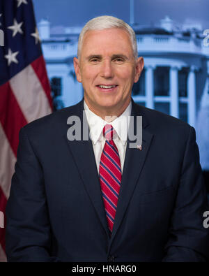 United States Vice President Mike Pence - Stock Photo