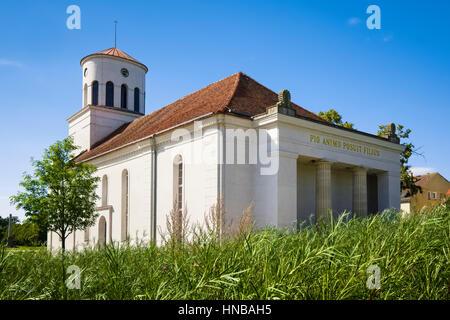 Church in Neuhardenberg, Brandenburg, Germany