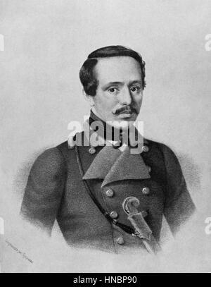 MIKHAIL LERMONTOV  01 January 1835 - Stock Photo