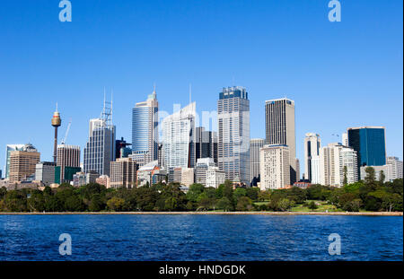Downtown Sydney, Australia - Stock Photo
