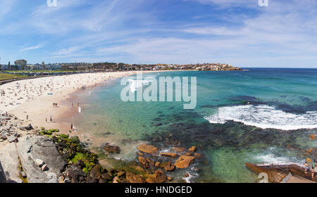 Bondi Beach, Sydney, Australia - Stock Photo