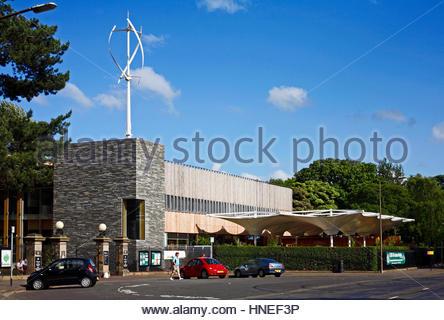 Royal Botanic Garden, Edinburgh Scotland - Stock Photo