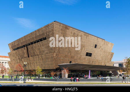 National Museum of African American History and Culture, National Mall, Washington DC, USA