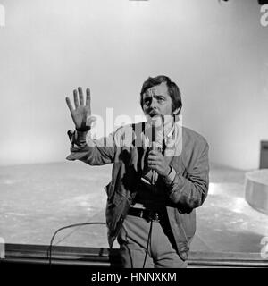 Disco, Musiksendung, Deutschland 1971 - 1982, Regisseur Horst Deuter - Stock Photo
